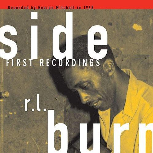 """RL Burnside, """"First Recordings"""""""