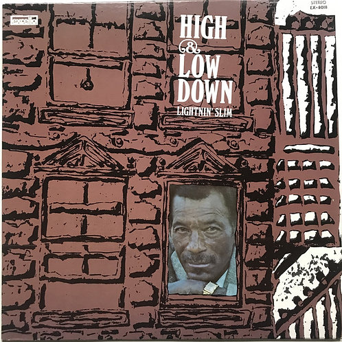 "Lightnin' Slim, ""High and Low Down"""
