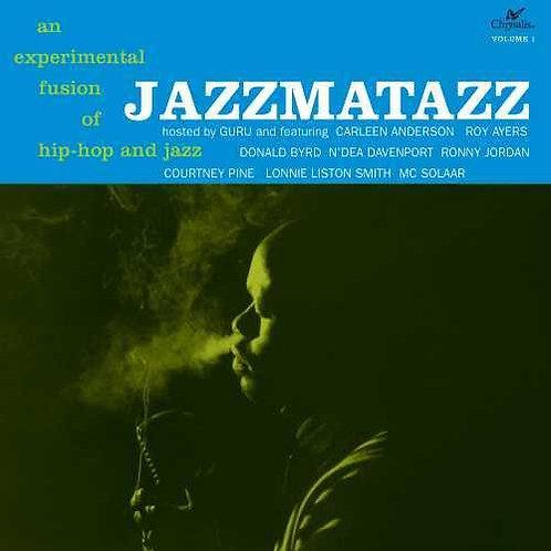 "Guru, ""Jazzmatazz Volume 1"""