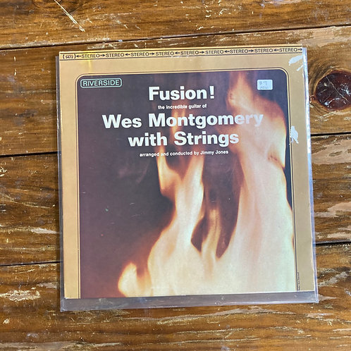 "Wes Montgomery, ""Fusion!"" USED"