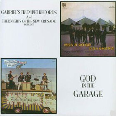 "Various Artists, ""God in the Garage"""
