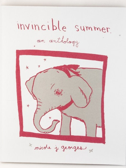 Invincible Summer: An Anthology (first edition)