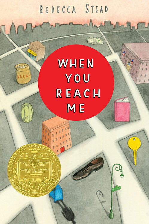 When You Reach Me by Rebecca Stead (used)