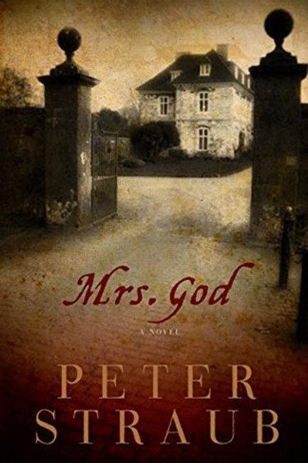 Mrs. God by Peter Straub (used)