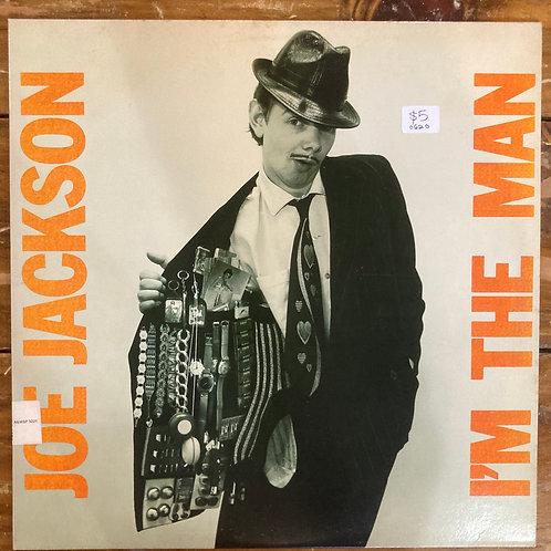 Joe Jackson, I'm the Man USED