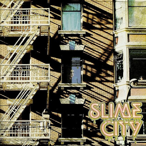 "Robert Tomaro, ""Slime City"""
