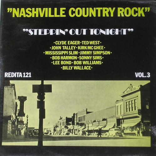Nashville Country Rock: Steppin' Out Tonight
