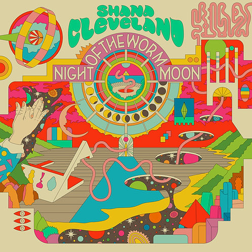 "Shana Cleveland, ""Night of the Worm Moon"""