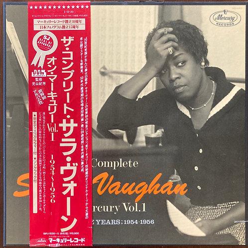 The Complete Sarah Vaughan On Mercury Vol. 1 - Great Jazz Years; 1954-1956