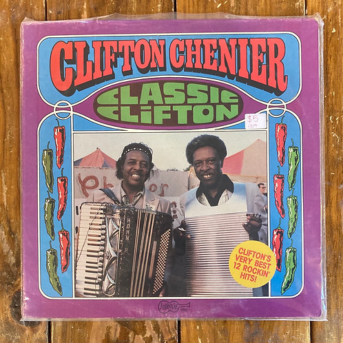 "Clifton Chenier, ""Classic Clifton"""