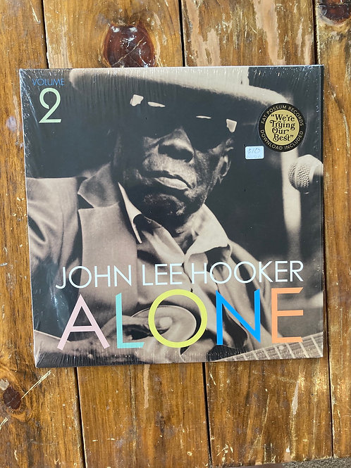 "John Lee Hooker, ""Alone 2"" USED"