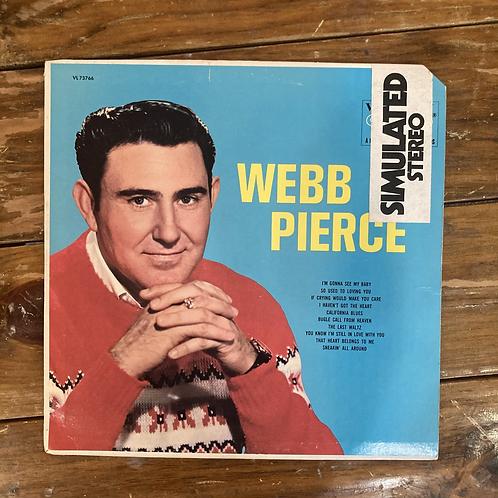 Webb Pierce, S/T USED