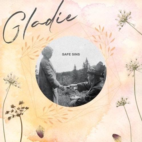 """Gladie, """"Safe Sins"""""""
