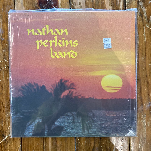 Nathan Perkins Band, S/T USED Local Christian Psych/Folk 1976