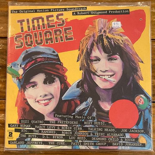 Various, Times Square OST USED