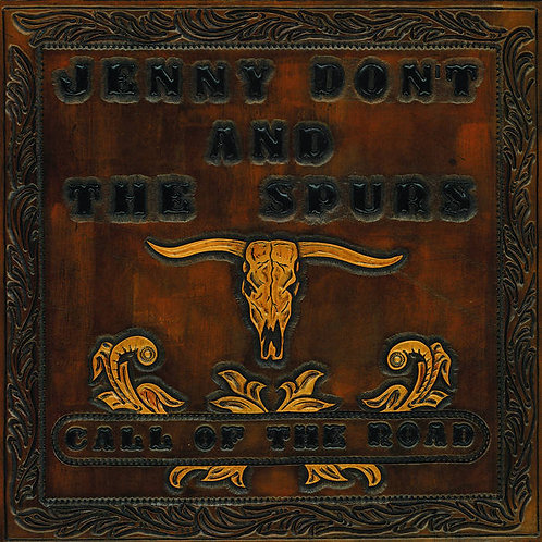 "Jenny Don't and the Spurs, ""Call of the Road"""