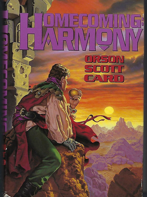 Homecoming: Harmony by Orson Scott Card (used)