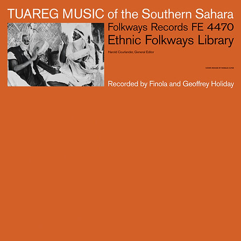 "Various, ""Tuareg Music of the Southern Sahara"""
