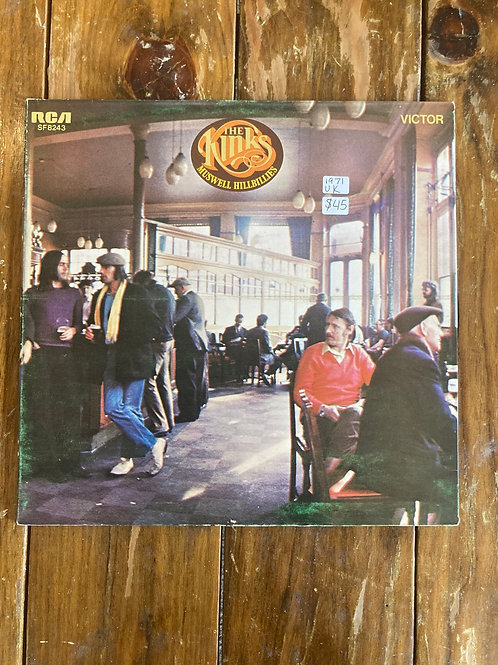 """The Kinks, """"Muswell Hillbillies"""" USED"""