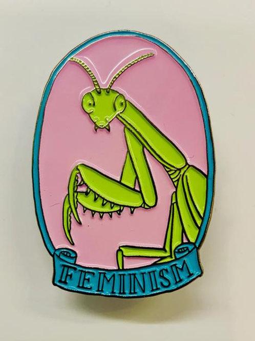 Feminism Pin