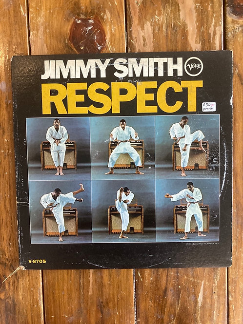 "Jimmy Smith, ""Respect"" USED Promo"