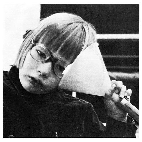 """15 Kinder & Brotzmann, Van Hove, Bennink, """"Free Jazz Und Kinder"""""""