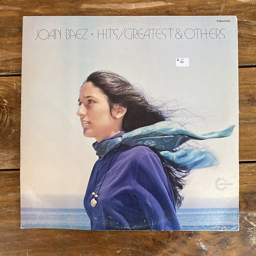 """Joan Baez, """"Hits/Greatest & Others"""" USED"""