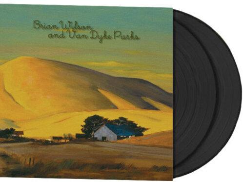 """Brian Wilson & Van Dyke Parks, """"Orange Crate Art"""""""