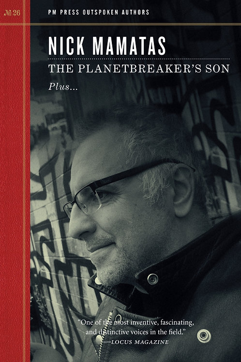 The Planetbreaker's Son by Nick Mamatas