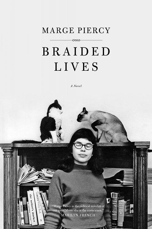 Braided Lives by Marge Piercy (used)