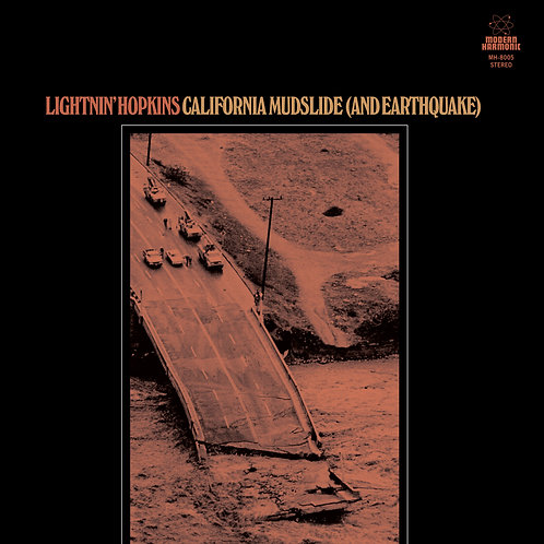 """Lightnin' Hopkins, """"California Mudslide"""""""