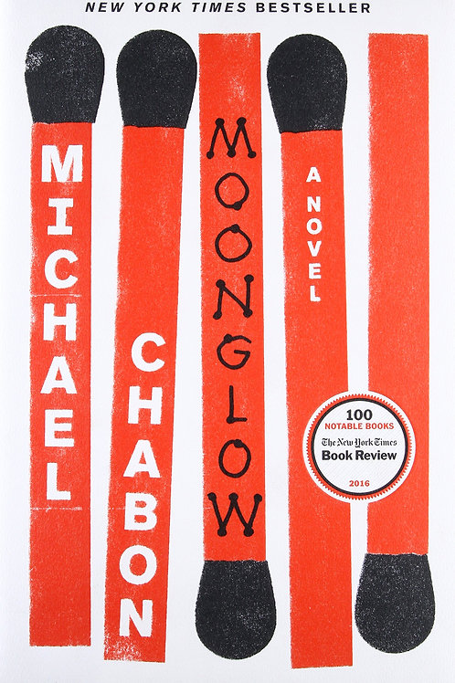 Moonglow by Michael Chabon (used)