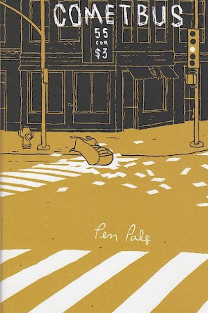 Cometbus #55: Pen Pals