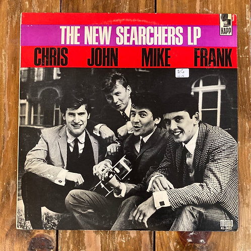 The New Searchers LP USED