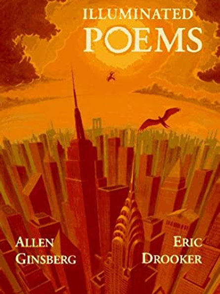 Illuminated Poems by Allen Ginsberg & Eric Drooker