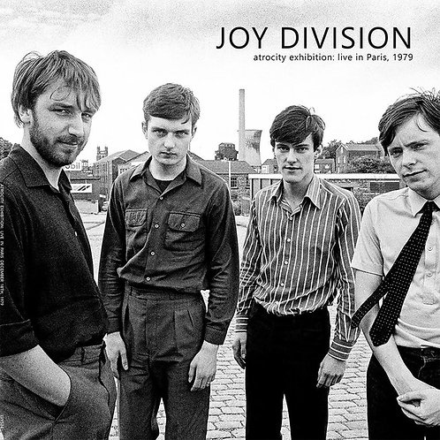 "Joy Division, ""Atrocity Exhibition: Live In Paris December 18th, 1979"""