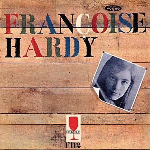 "Francoise Hardy, ""Mon Amie La Rose"""