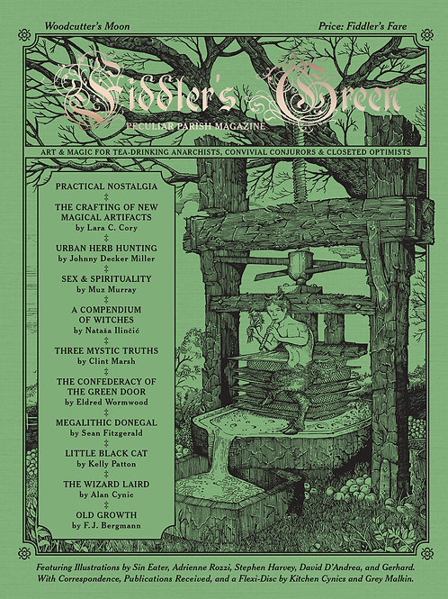 Fiddler's Green 6: Woodcutter's Moon