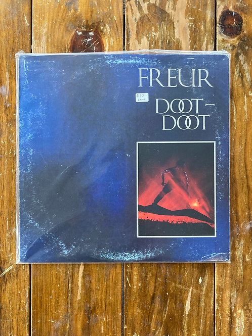 "Freur, ""Doot Doot"" USED Promo"