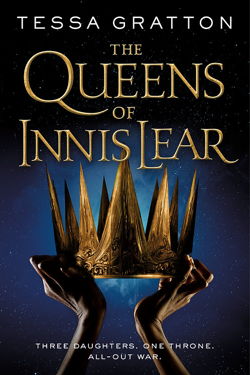 The Queens of Innis Lear by Tessa Gratton (used)