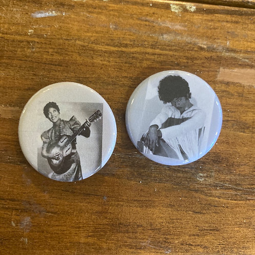 "The ""I Invented Rock and Roll"" Button Set"