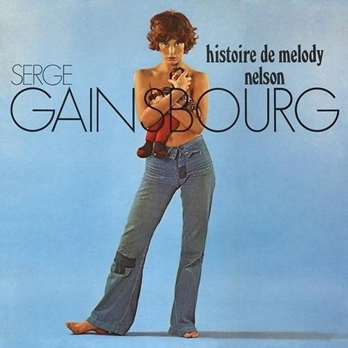 "Serge Gainsbourg, ""Histoire de Melody Nelson"""