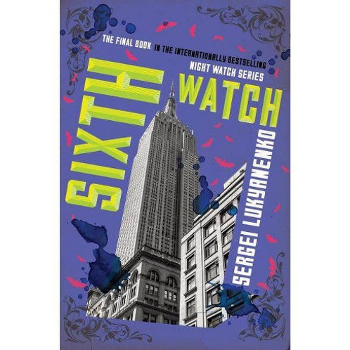 Sixth Watch by Sergei Lukyanenko (used)