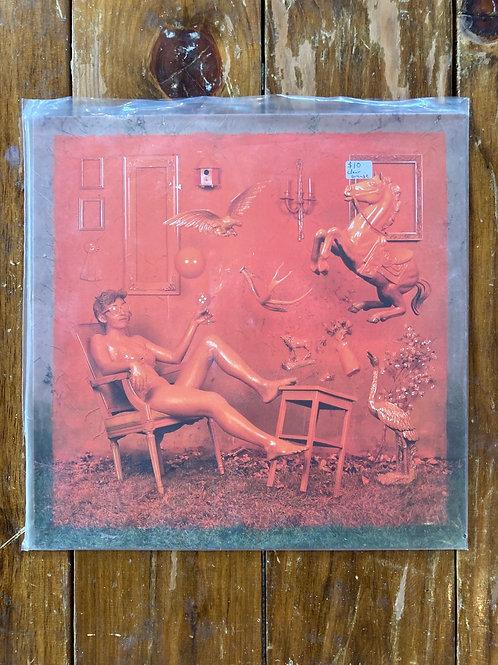 Diamond Youth, S/T USED Clear Orange Vinyl