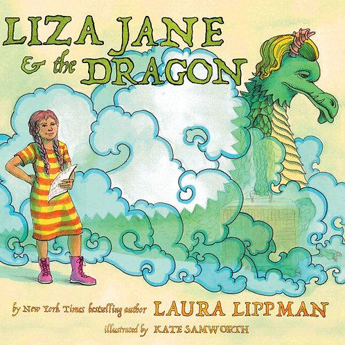 Liza Jane & the Dragon by Laura Lippman