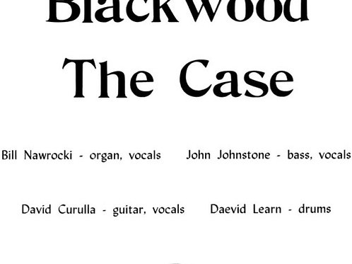 "The Case, ""Blackwood"""