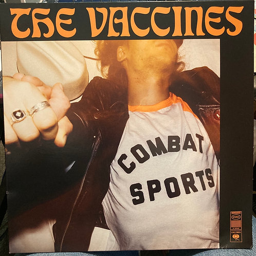 """The Vaccines, """"Combat Sports"""" USED"""