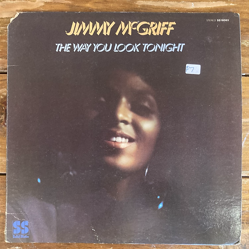 "Jimmy McGriff, ""The Way You Look Tonight"" USED"