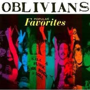 "Oblivians, ""Popular Favorites"""