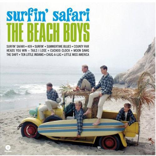 "The Beach Boys, ""Surfin' Safari"""